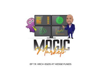 Magic Markets logo and Episode description
