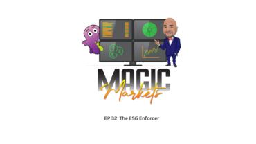 Magic Markets podcast Ep 32 cover